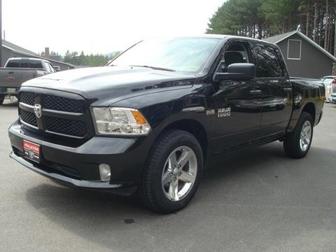 2015 RAM Ram Pickup 1500 for sale in Fort Kent, ME