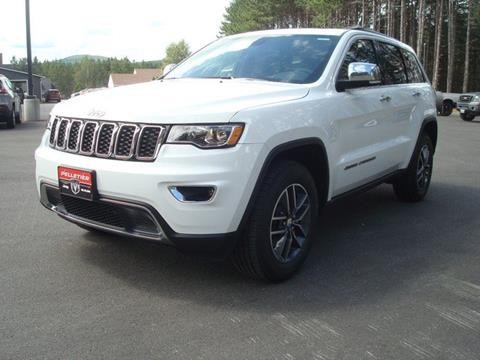 2018 Jeep Grand Cherokee for sale in Fort Kent ME