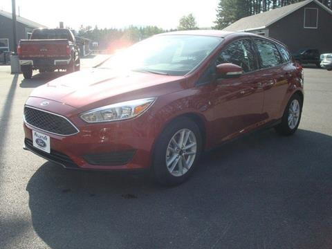 2017 Ford Focus for sale in Fort Kent ME