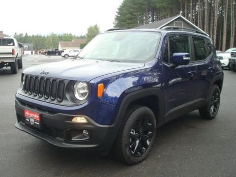 2017 Jeep Renegade for sale in Fort Kent ME