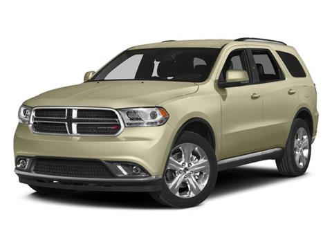 2015 Dodge Durango for sale in Fort Kent, ME