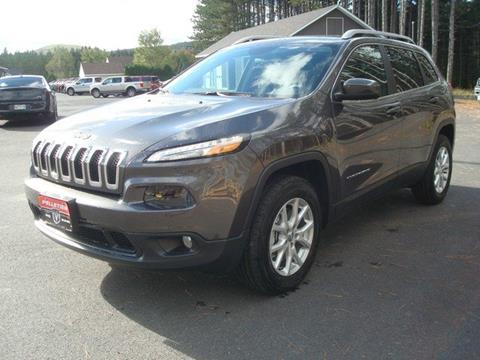 2018 Jeep Cherokee for sale in Fort Kent, ME