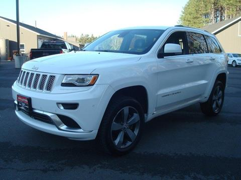 2015 Jeep Grand Cherokee for sale in Fort Kent ME