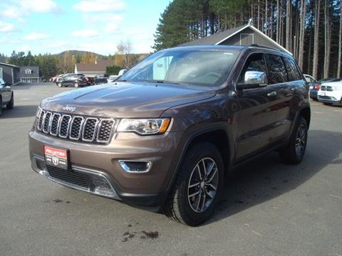 2018 Jeep Grand Cherokee for sale in Fort Kent, ME