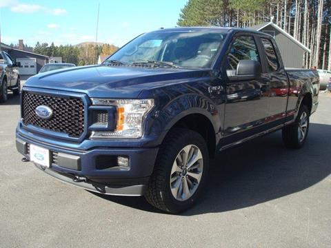 2018 Ford F-150 for sale in Fort Kent ME