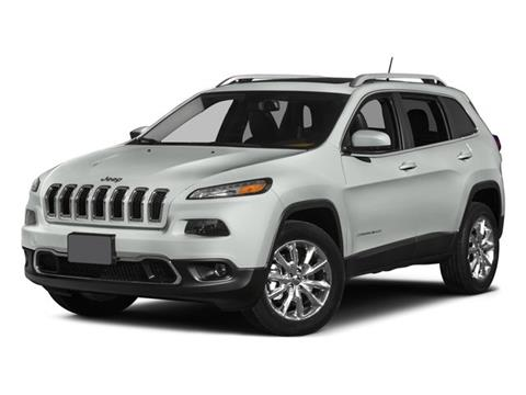 2015 Jeep Cherokee for sale in Fort Kent ME