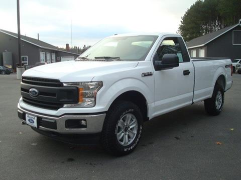 2018 Ford F-150 for sale in Fort Kent, ME