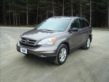 2010 Honda CR-V for sale in Fort Kent, ME