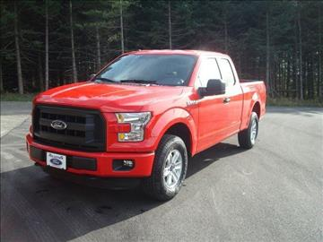 2016 Ford F-150 for sale in Fort Kent, ME