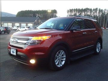 2014 Ford Explorer for sale in Fort Kent, ME