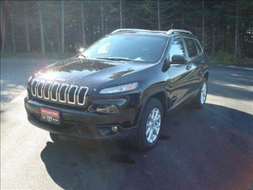 2017 Jeep Cherokee for sale in Fort Kent, ME