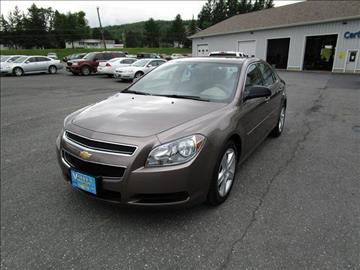 2012 Chevrolet Malibu for sale in Fort Kent, ME