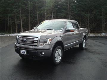2014 Ford F-150 for sale in Fort Kent, ME