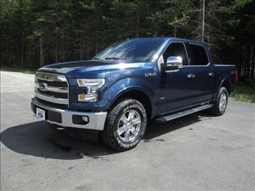 2017 Ford F-150 for sale in Fort Kent, ME