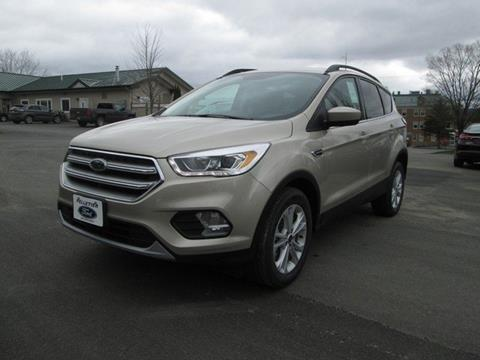 2017 Ford Escape for sale in Fort Kent ME