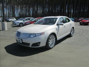 2009 Lincoln MKS for sale in Fort Kent, ME