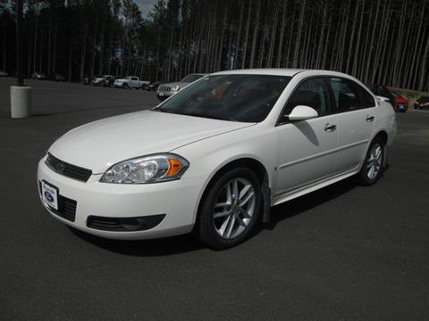 2009 Chevrolet Impala for sale in Fort Kent ME