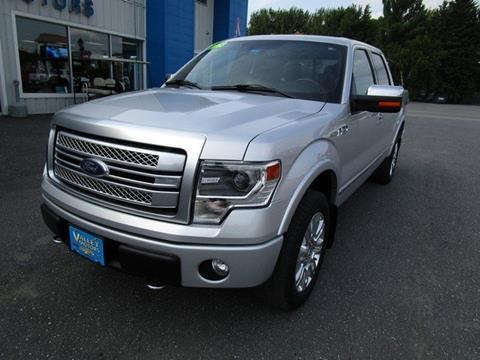 2013 Ford F-150 for sale in Fort Kent ME
