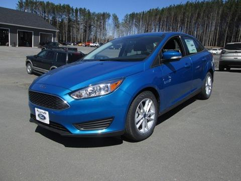 2017 Ford Focus for sale in Fort Kent, ME