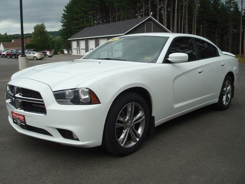 2012 Dodge Charger for sale in Fort Kent ME