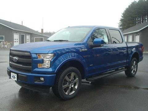 2017 Ford F-150 for sale in Fort Kent ME