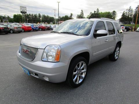 2013 GMC Yukon for sale in Fort Kent ME