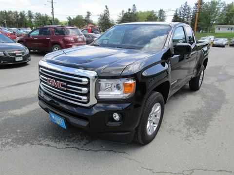 2017 GMC Canyon for sale in Fort Kent ME