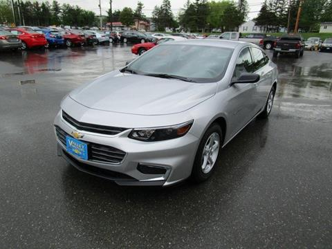 2017 Chevrolet Malibu for sale in Fort Kent, ME