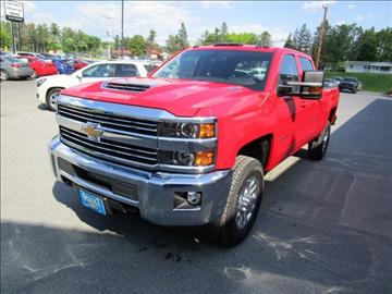 2017 Chevrolet Silverado 2500HD for sale in Fort Kent, ME