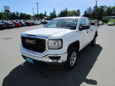 2017 GMC Sierra 1500 for sale in Fort Kent, ME