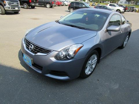 2011 Nissan Altima for sale in Fort Kent, ME