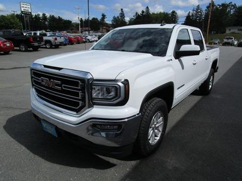 2018 GMC Sierra 1500 for sale in Fort Kent ME