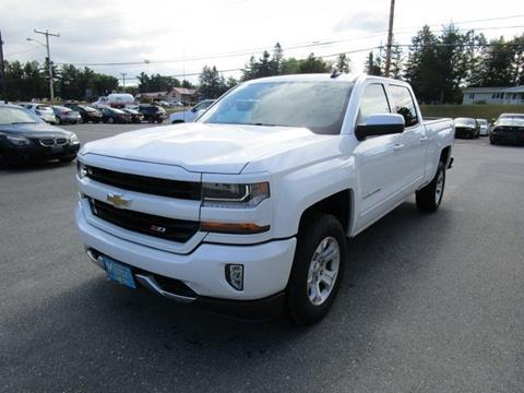 2018 Chevrolet Silverado 1500 for sale in Fort Kent, ME