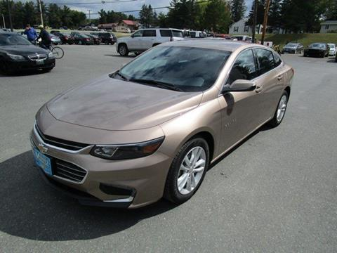 2018 Chevrolet Malibu for sale in Fort Kent ME