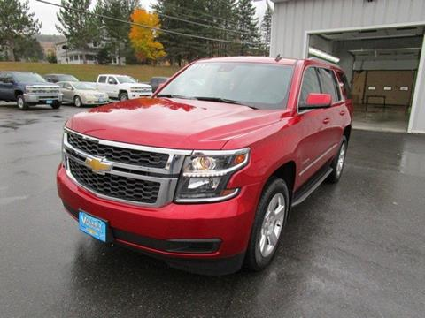 2015 Chevrolet Tahoe for sale in Fort Kent, ME