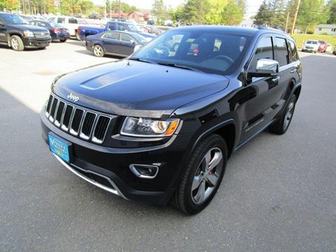 2016 Jeep Grand Cherokee for sale in Fort Kent ME
