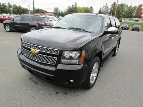 2014 Chevrolet Suburban for sale in Fort Kent, ME