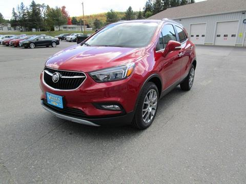 2018 Buick Encore for sale in Fort Kent, ME