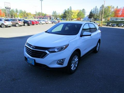 2018 Chevrolet Equinox for sale in Fort Kent, ME
