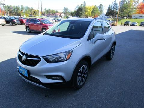 2018 Buick Encore for sale in Fort Kent ME