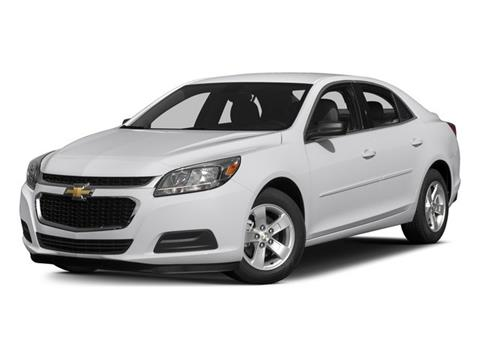 2015 Chevrolet Malibu for sale in Fort Kent, ME