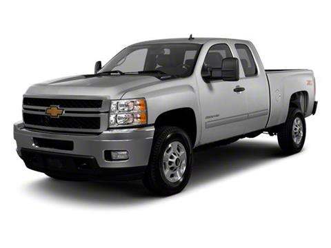 2012 Chevrolet Silverado 2500HD for sale in Fort Kent ME