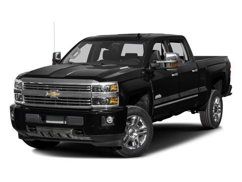 2017 Chevrolet Silverado 2500HD for sale in Fort Kent ME