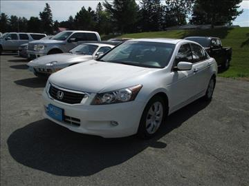 2009 Honda Accord for sale in Fort Kent, ME