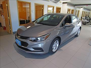 2017 Chevrolet Cruze for sale in Fort Kent, ME