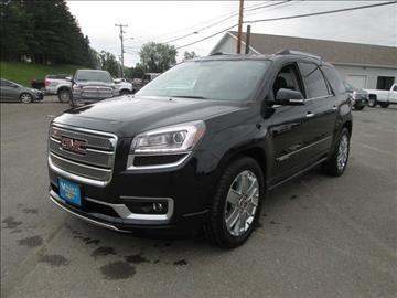 2013 GMC Acadia for sale in Fort Kent, ME