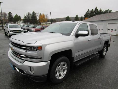 2017 Chevrolet Silverado 1500 for sale in Fort Kent, ME