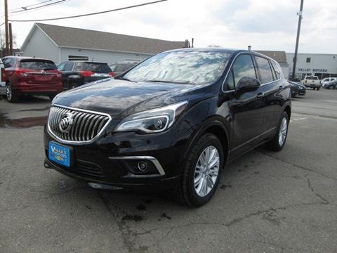 2017 Buick Envision for sale in Fort Kent, ME