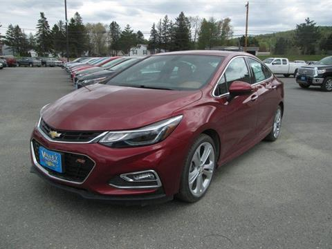 2017 Chevrolet Cruze for sale in Fort Kent ME