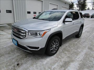 2017 GMC Acadia for sale in Fort Kent, ME